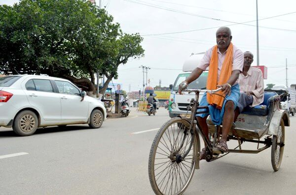 How a rickshaw puller became a crorepati in Ranchi