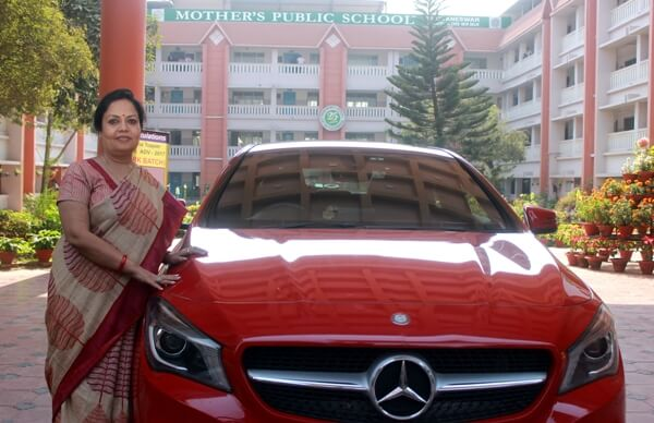 Poly Pattnaik mother's public school founder story