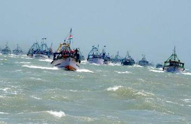 Educate Indian Coast Guard on rights of fishermen