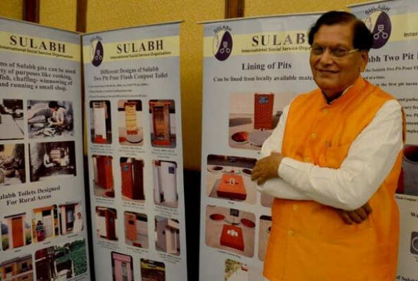 'Toilet Man of India' Bindeshwar Pathak, chosen as Person of the Year
