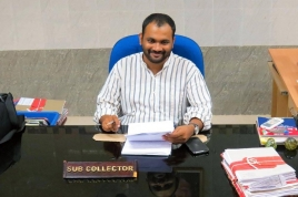 Cracking the IAS in first attempt with All India 4th Rank, the son of a kirana shop owner continues his winning streak