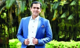 Unfazed by failures, he built a toilet-cum-cafe chain that became a Rs 18 crore turnover business in just two years