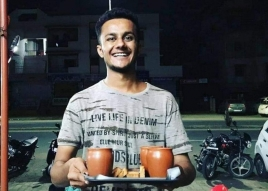 Youth who failed to get MBA seat, sets up tea stall with Rs 8,000 and achieves Rs 3 crore turnover in 4 years