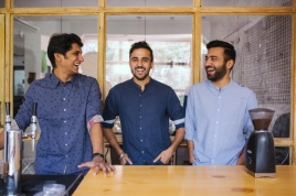 How 3 youth built a Rs 7.5 crore coffee business starting with borrowed funds