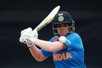 Shafali, Smriti & Jemimah continue to remain in top 10 in T20Is