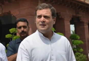 Rahul Gandhi to address two rallies in Bihar on Tuesday