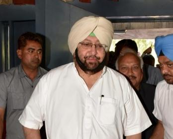 Amarinder to take first Covid-19 vaccine shot in Punjab