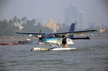 Govt to kick off Sagarmala Seaplane Services project