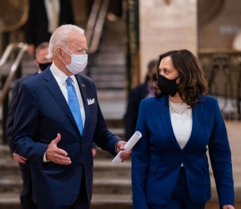 ?Biden and Harris on the brink of history, Trump son-in-law hunts for lawyers