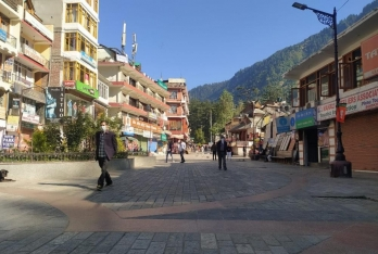 ?Serenity, tranquility of Manali haunt tourists amid pandemic scare