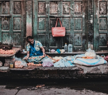 Pandemic Blues: Street vendors in Patna reeling under debt