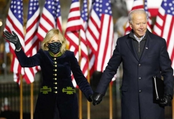 Biden storms ahead in Pennsylvania, poised for victory