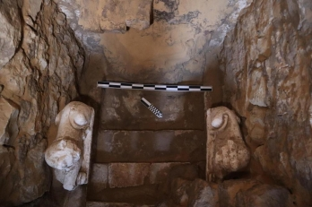 ?2,500-year-old intact coffins discovered in Egypt