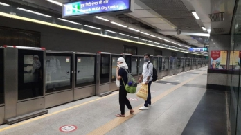 Delhi Metro services: Lack of awareness makes people wait at Blue Line