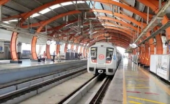 ?Commuters elated as Metro's Blue, Pink line resume services