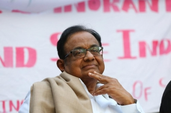 It's not unusual, Chidambaram comes out in Kanimozhi's support