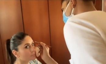 Kareena Kapoor's Monday mood: Wake up and make-up