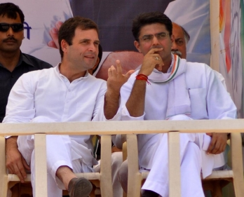 Cong to form 3-member panel to hear Sachin Pilot's grievances