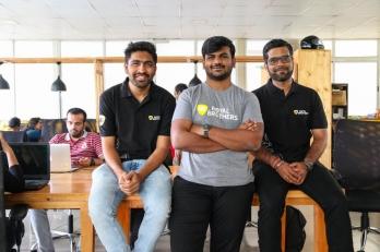 The brave entrepreneurs