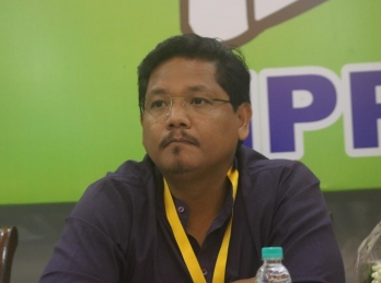 Meghalaya CM tests positive for Covid-19