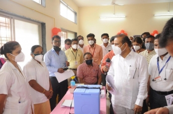 Covid-19 Vaccination: Maha geared up for life-saver jab