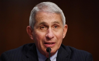 ?Fauci disagrees with Trump's latest pandemic remark
