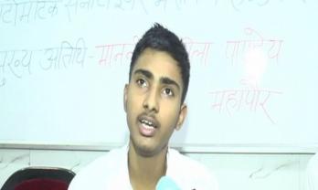 ?Kanpur boy develops air purifier robot