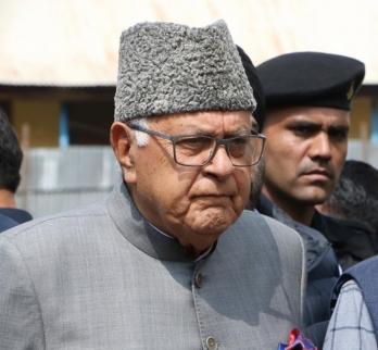 Farooq attends Parliament first time after Art 370 abrogation