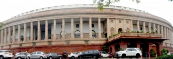 ?First time in LS history: MPs allowed to speak while sitting