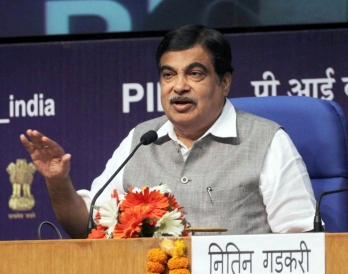 Target to make India a manufacturing hub of construction equipment: Gadkari