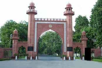 BJP seeks action against AMU over webinar