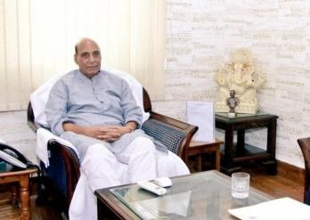 ?Rajnath: BJP-JD(U) alliance a hit pair like Sachin and Sehwag