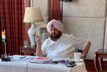 ?Are you with farmers or not, Punjab CM asks Kejriwal
