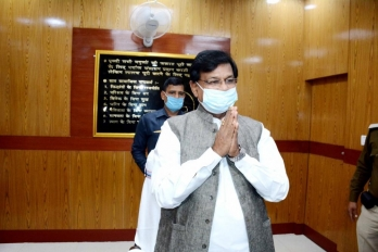 JD(U) takes high moral ground on tainted minister's resignation