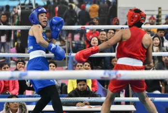 I don't live in past, says Nikhat on ugly tussle with Mary Kom