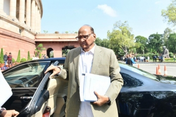 They love some people: Sharad Pawar on I-T notices