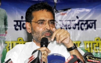 RLSP upset with seat-sharing, shows cracks within Grand Alliance in Bihar