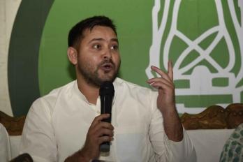 RJD will hit the streets if NDA doesn't meet 19L job promise: Tejashwi