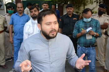 ?Vote out the corrupt, give youth a chance in Bihar: Tejashwi
