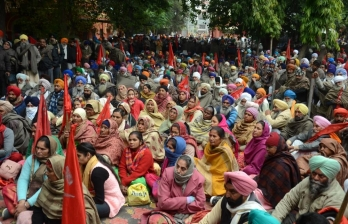 Farmers, BJP activists face off in Punjab, Haryana