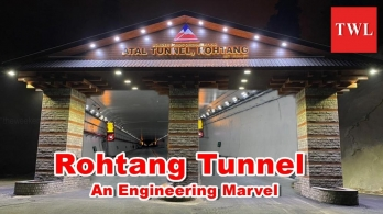 Rohtang Tunnel, An Engineering Marvel