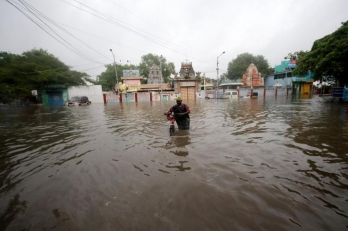 Nivar effect: 164 places receive more than 60 mm rainfall in Andhra
