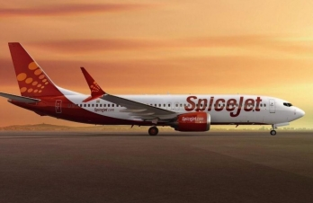 SpiceJet operates first ever long-haul cargo flight to Frankfurt