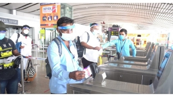 ?Hyderabad Airport rolls out e-boarding for international passengers