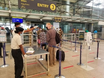 Hyd airport introduces IoT enabled smart baggage trolleys