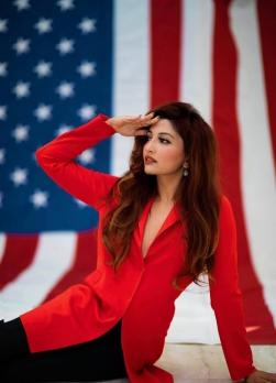 Indo-American Shree Saini in the race for Miss World America 2020