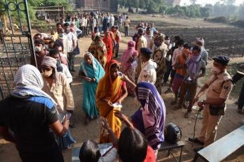 46.29% voting recorded till 3 pm in Bihar