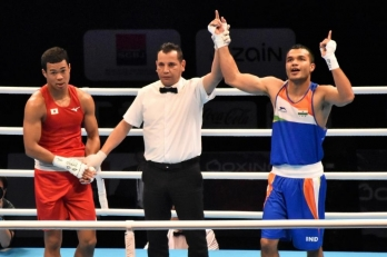 ?Looking to learn new skill sets from pro boxing: Vikas Krishan