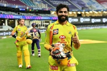 ?Jadeja batting 'freely', gives CSK something to smile