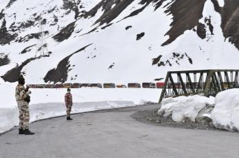 After brief skirmish, India stops Chinese advance at Pangong Lake
